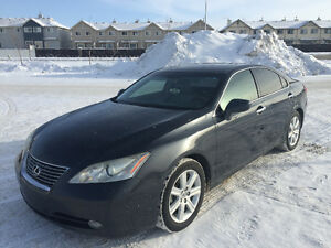 2008 Lexus ES ES350 Sedan accidents free