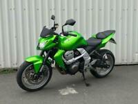Kawasaki Z750 2007 Metallic Lime Green - Very Low Miles, Plus Extras