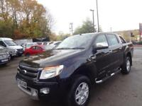 2015 Ford Ranger 2.2 TDCi Limited Double Cab Pickup 4x4 4dr (EU5)