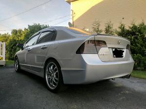 Honda Civic DX 2008 Turbo