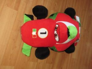 Francesco Pillow from the Disney movie Cars Kitchener / Waterloo Kitchener Area image 1