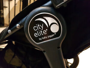 City Elite - Baby Jogger Stroller in Great Condition