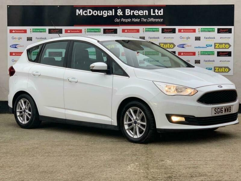 2016 ford c-max 1.5 tdci zetec (s/s) 5dr | in newcastle, tyne and
