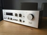 Technics SU-V4 Stereo Integrated Amplifier (and other stuff)