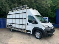 2018 Citroen Relay 2.0BlueHDi (130) Heavy 35 L4H3 Enterprise Window Frail Van