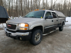 2005 GMC 2500HD Duramax