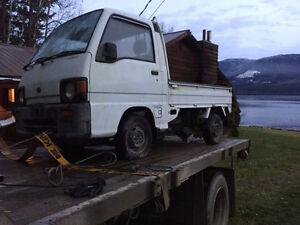 Subaru Sambar