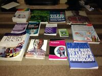 Nursing books - Ideal for students