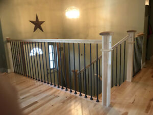 STAIRS & RAILINGS - Sales & Installations - BBB A+ Contractors