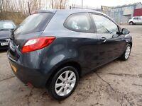 Mazda 2 1.4 CD TS2 (1 OWNER + CLEAN CAR) (grey) 2009