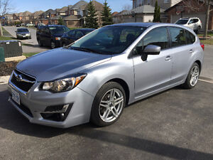 2016 AWD Subaru Impreza - better than new!