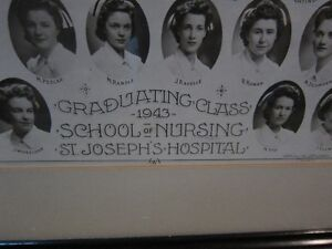 ST. JOSEPH'S HOSPITOL TORONTO 1943 Peterborough Peterborough Area image 2