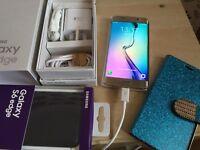 SAMSUNG S6 EDGE 32GB - UNLOCKED / SALE OR SWAP