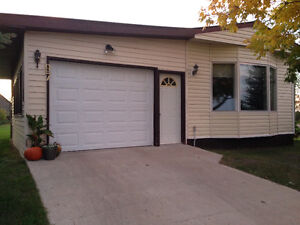 16x78 Mobile Home with attached garage
