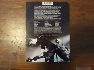 Placebo Soulamtes never die Live in Paris 2003 DVD Kitchener / Waterloo Kitchener Area image 2