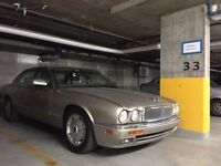 old school jaguar XJ6 TYPE