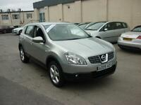 2009 Nissan Qashqai 1.5dCi 2WD Acenta Finance Available