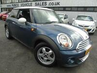2011 Mini 1.6 Cooper - Blue - Long MOT 2017 + Platinum Warranty!