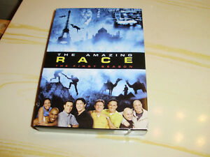 The Amazing Race (Season 1)