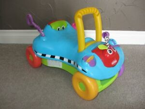 Playskool Walker and Ride-On Toy