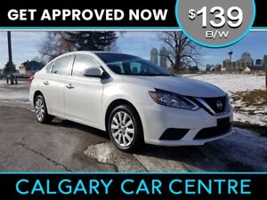 2016 Sentra $119B/W TEXT US FOR EASY FINANCING! 587-582-2859