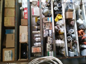 Electrical CONTRACTOR supplies/material/tools