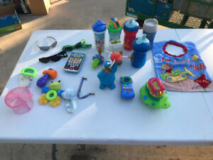 Entire Lot of Small Baby Items Mint Condition