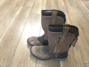 Bottes cowgirl Ariat