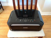 Canon Ink jet printer with scanner