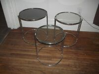 Stackable End Tables