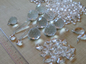 Crystal Prisms for lamp parts sun catcher decorations