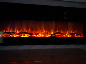 "40'' 50"" 60"" 70'' - Fireplace Built-IN *LIMITED TIME SPECIAL*"
