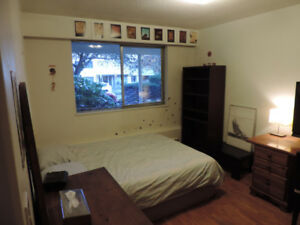 $795  Roommate in wonderful KITSILANO - 2BR Furnished!