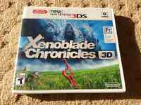 Xenoblade Chronicles 3D for *new* Nintendo 3DS