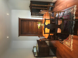Antique Dining Room Set from North American Furniture Co.
