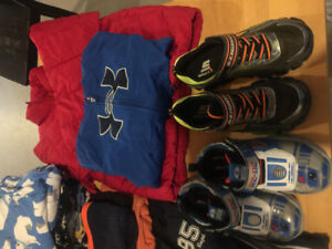 Boys size 5 clothing