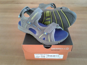 Merrell Kids Panther Sandal Size 12M for Sale