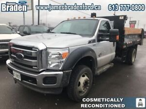 2013 Ford F-550 Super Duty DRW XLT  - Bluetooth