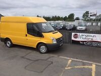 Ford transit 85 T300 FWD YEARS MOT ONE OWNER FROM NEW FULL SERVICE HISTORY