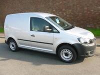 2011 Volkswagen CADDY C20 TDI BLUEMOTION 102 Van *A/C TAILGATE* Manual Small Va