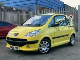 image for 2006 Peugeot 1007 1.4 Dolce 3dr Low Miles Excellent Runner 2 Keys HATCHBACK Petr