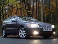 2005 05 Volvo V70 2.4 D5 S Automatic ESTATE...DRIVES 100% SUPERB !!