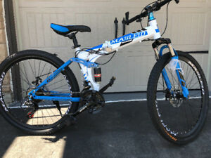 NEW FABULOUS MOUNTAIN BIKES FOR SALE!!!!!!!