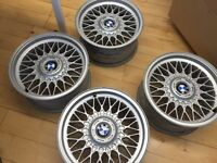 "BMW 16"" E28 alloys"