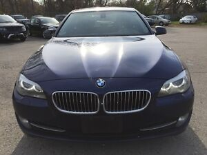 2012 BMW 5 SERIES 535I XDRIVE * AWD * LEATHER * SUNROOF * NAV *  London Ontario image 9