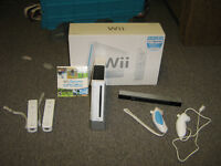 Full Wii Console