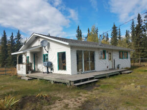 For Rent Home with 10 fenced Arces near Lone Butte & hwy 24