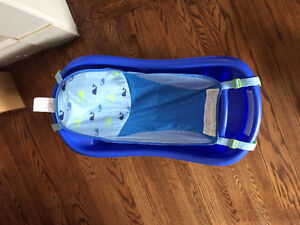 newborn to toddler bathub - The First Years Sure Comfort Deluxe