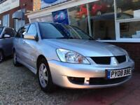 2008 08 Mitsubishi Lancer 1.6 Equippe Estate, FINANCE AVAILABLE