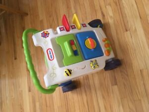 Baby Walker - Mail Cart
